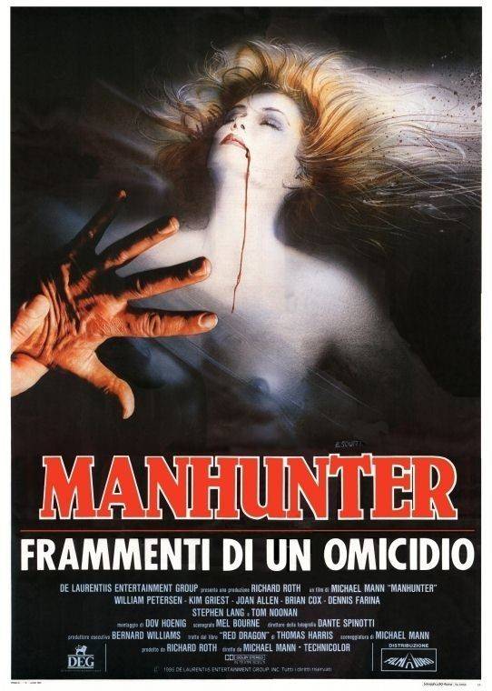 MANHUNTER (1986) - Movie/Blu-ray Review (Shout Factory) - YouTube