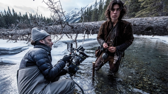 THE REVENANT Copyright © 2015 Twentieth Century Fox Film Corporation. All rights reserved. THE REVENANT Motion Picture Copyright © 2015 Regency Entertainment (USA), Inc. and Monarchy Enterprises S.a.r.l. All rights reserved.Not for sale or duplication.